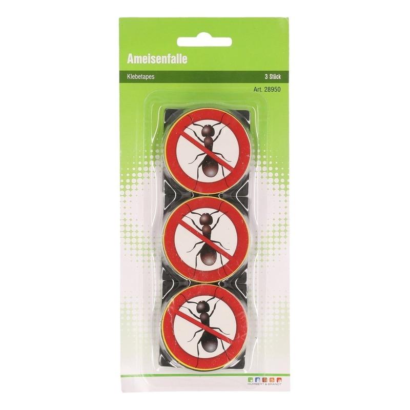 Anti mieren lok doosjes 3 stuks