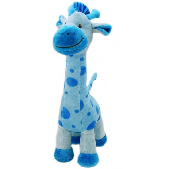 Blauwe giraffe knuffel 51 cm (bron: Sinterklaas-feestwinkel)