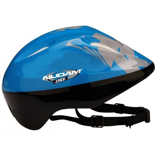 Blauwe skate helm voor kinderen (bron: Sinterklaas-feestwinkel)