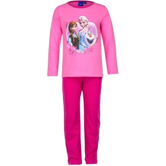 Frozen pyjama in het roze (bron: Sinterklaas-feestwinkel)
