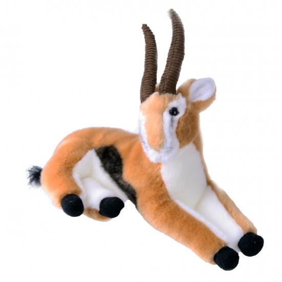 Gazelle knuffeldier 30 cm (bron: Sinterklaas-feestwinkel)