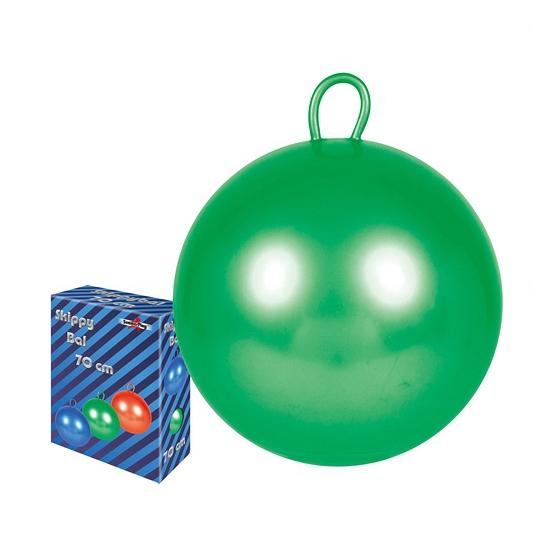 Grote gekleurde skippybal 70 cm (bron: Sinterklaas-feestwinkel)