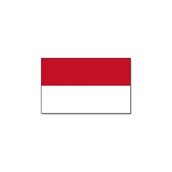 Indonesische vlag 90x150 cm