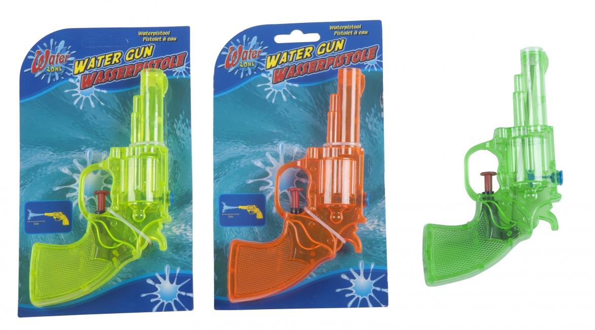 Kleine waterpistooltjes (bron: Sinterklaas-feestwinkel)