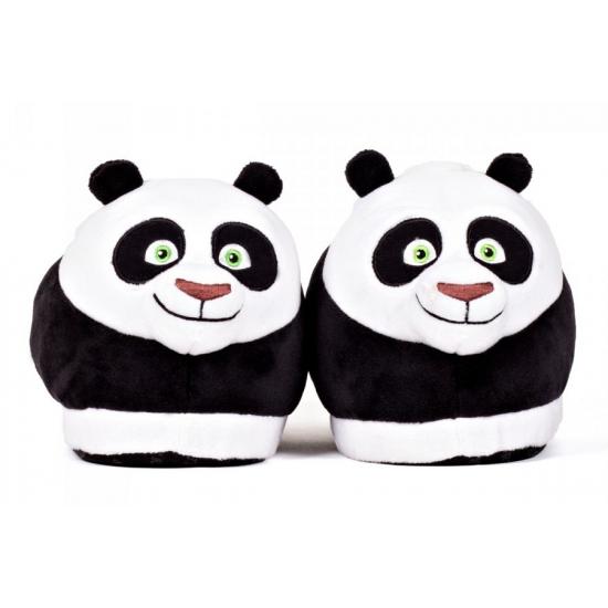 Kung fu panda Po sloffen voor kinderen