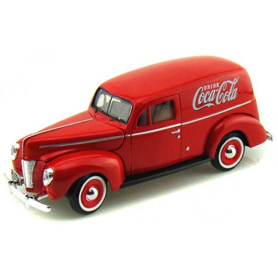 Model auto Ford Coca Cola 1940