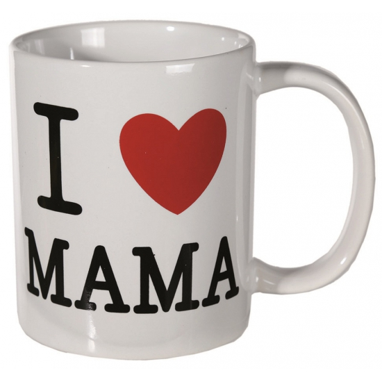 Mok I love mama