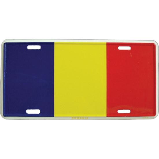 Nummerbord Roemenie