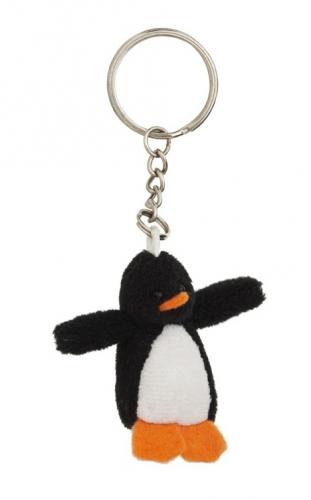 Pinguin sleutelhangertje 6 cm (bron: Sinterklaas-feestwinkel)