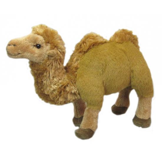 Pluche kameel 23 cm