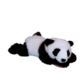 Pluche panda knuffelbeer 71cm
