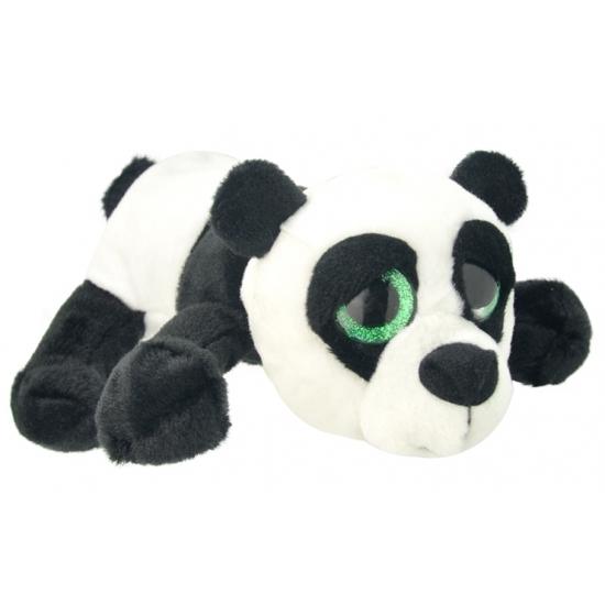 Pluche panda knuffeldier 26 cm