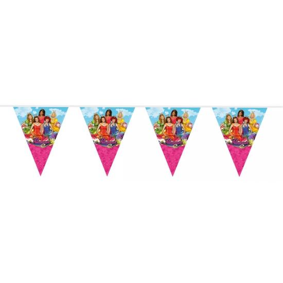 Prinsessia versiering vlaggenlijn 10 meter (bron: Sinterklaas-feestwinkel)