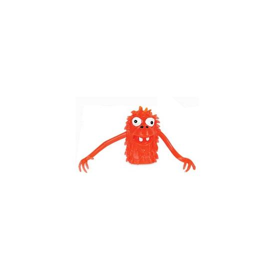 Rood monster vingerpopje (bron: Sinterklaas-feestwinkel)