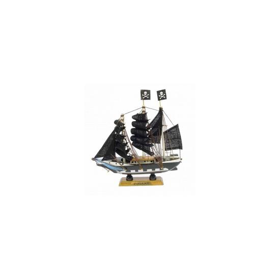 Schaalmodel piratenschip 16 cm (bron: Sinterklaas-feestwinkel)
