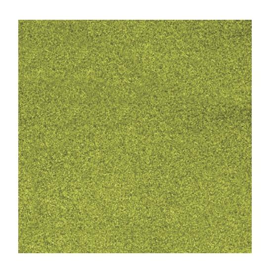 Scrapbooking papier grasgroen glitter (bron: Sinterklaas-feestwinkel)