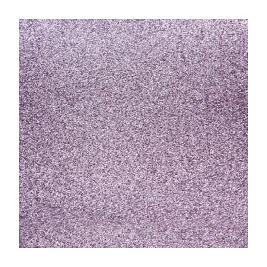 Scrapbooking papier lila paars glitter (bron: Sinterklaas-feestwinkel)