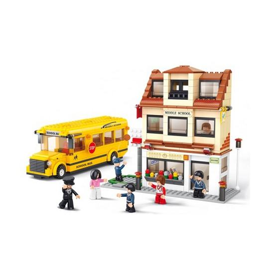 Sluban schoolbus