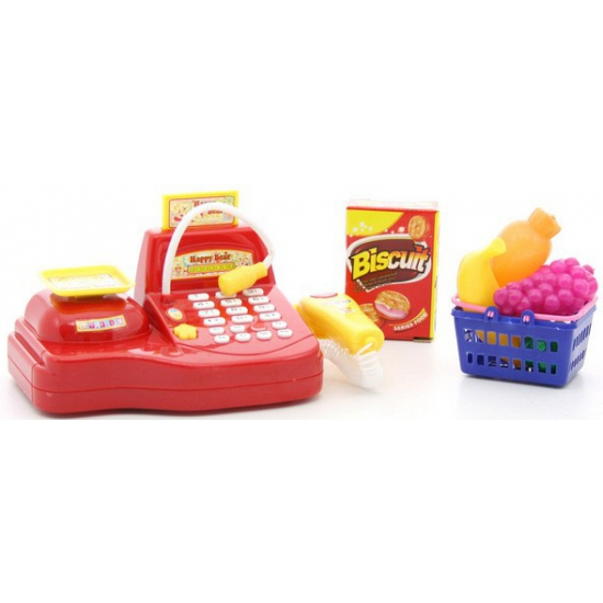 Speelgoed kassa set