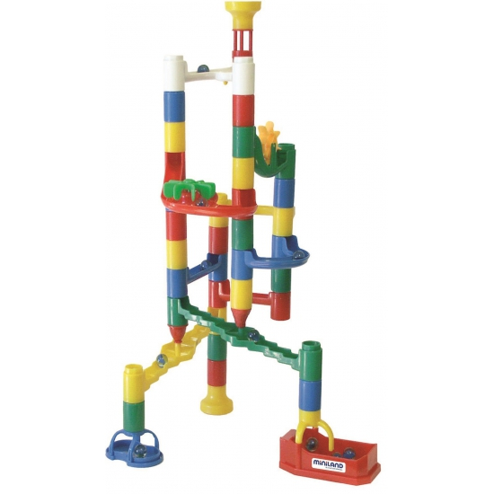 Speelgoed knikkerbaan 38 delen