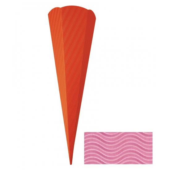 Suprise zak roze 68 cm