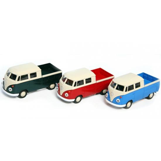 Volkswagen pick up bus (bron: Sinterklaas-feestwinkel)