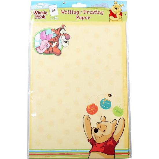 Kleurplaten A4 Disney.Feestartikelen Met Disney Kleurplaten Boek Winnie The Poeh