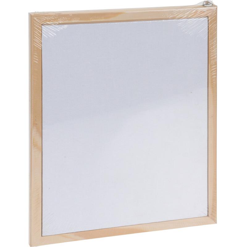 1x Canvas doek met frame-lijst 15x20 cm