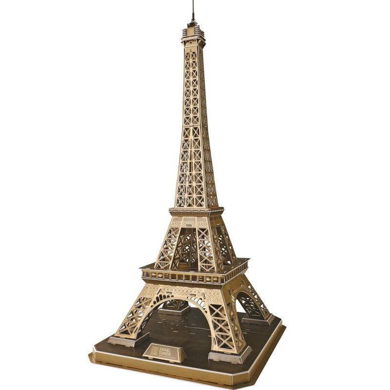 3D puzzel van de Eiffeltoren