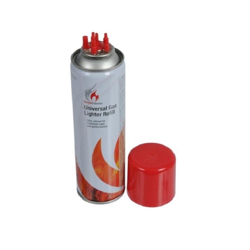Aanstekervulling-aansteker gas 250 ml