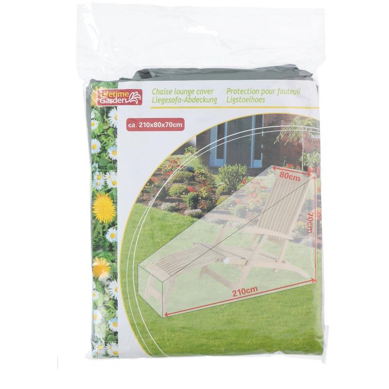 Afdekhoezen-beschermhoezen tuinstoelen 210 x 80 cm