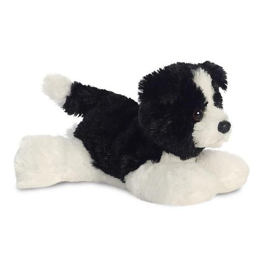 Border collie knuffels 20 cm knuffeldieren