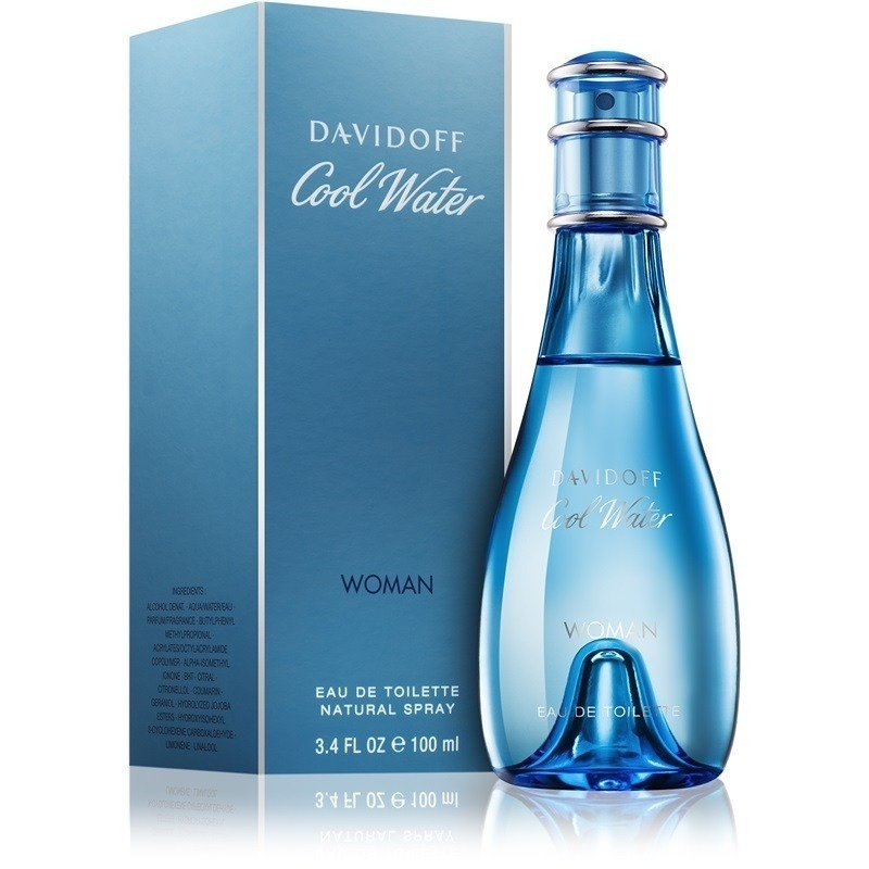 Davidoff Davidoff Cool Water Woman EDT 100m geurtje Parfums
