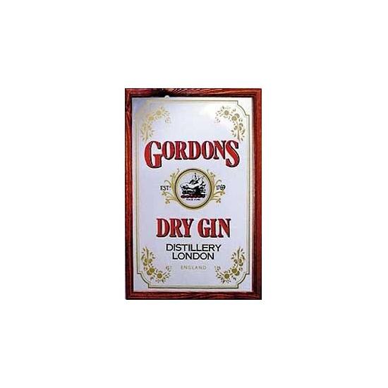 Decoratie spiegel Gordons Gin