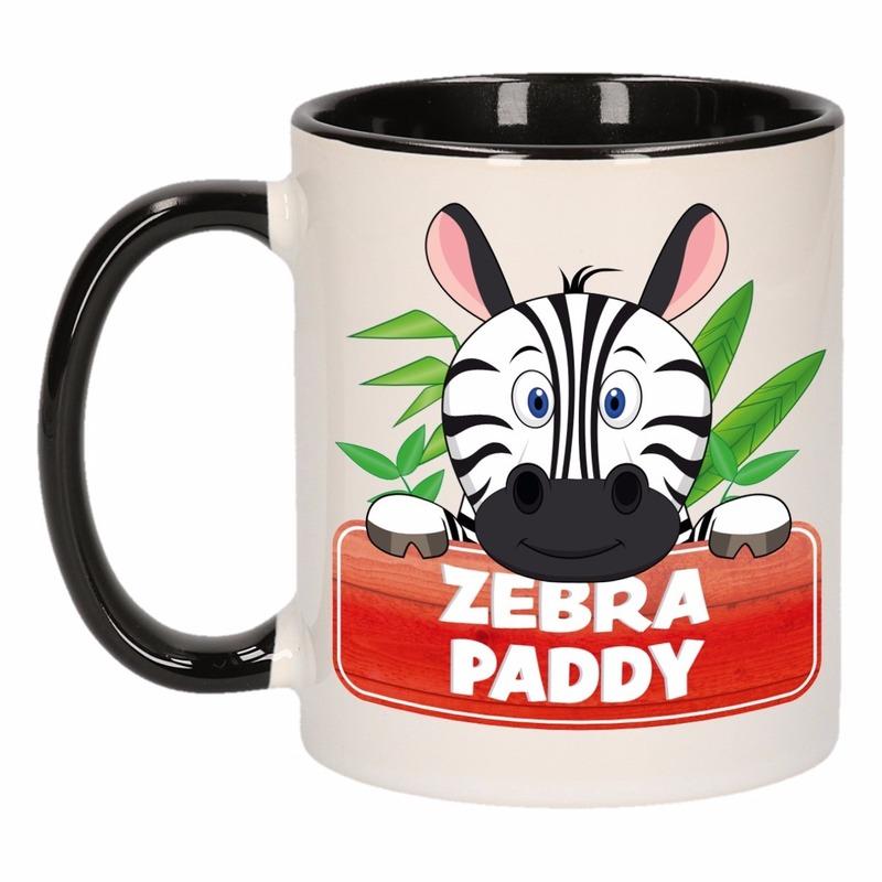 Dieren Mok /zebra Beker Zebra Paddy 300 Ml