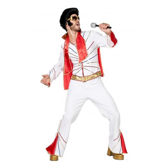 Elvis kostuum voor mannen Geen Bekende personen
