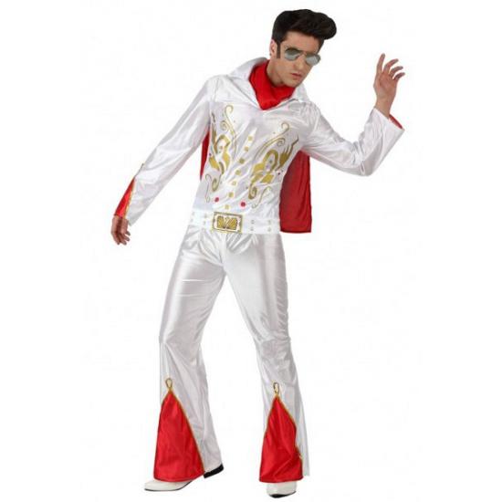 Bekende personen Geen Elvis Presley pak heren