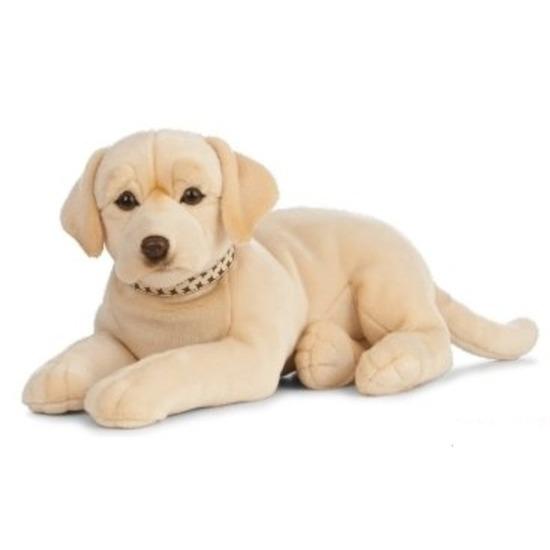 Grote honden knuffels Labrador 60 cm knuffeldieren