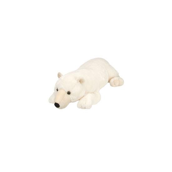 Grote lieve ijsbeer knuffel 76 cm