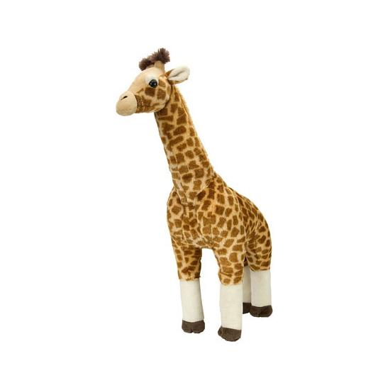 Grote pluche giraffes 63 cm