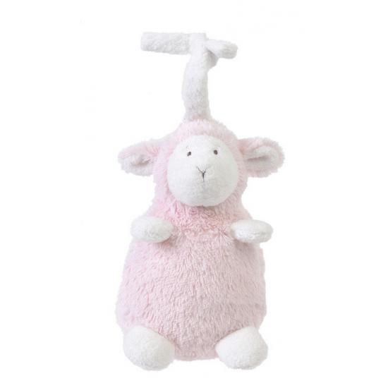 Happy Horse Muziek Doosje Lammetje Roze