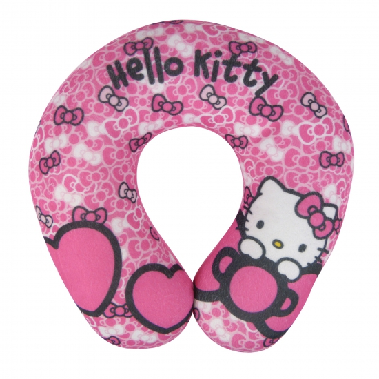 Hello Kitty nekkussen roze