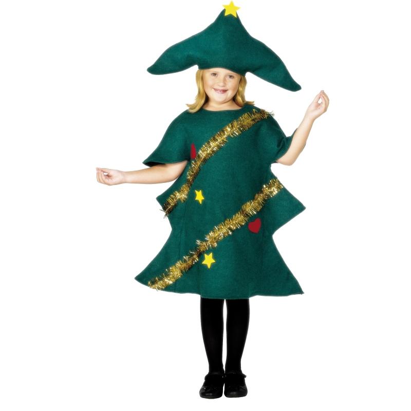 Kerstboom pakje voor kinderen
