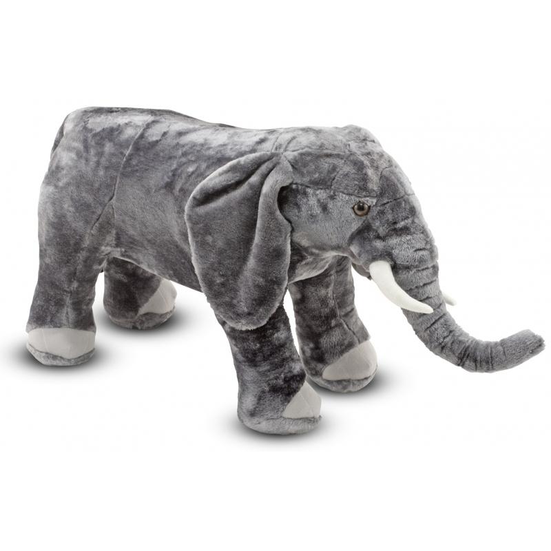 Knuffeldier olifant 68 cm