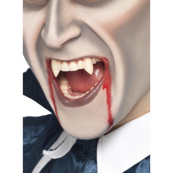 Lange Vampier Tanden 2 Stuks