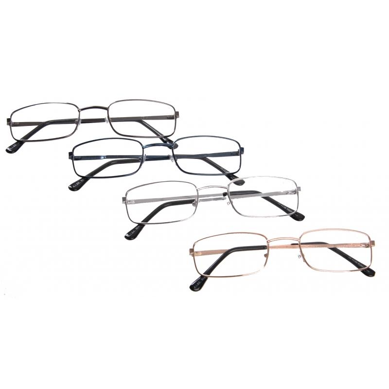 Leesbril op sterkte +2.00