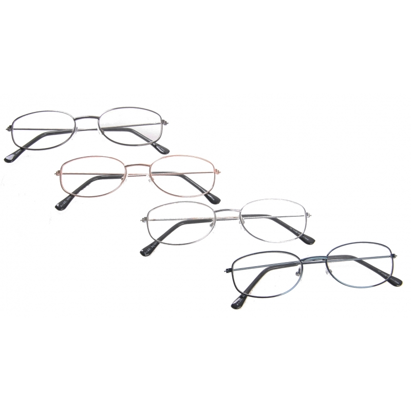Leesbril op sterkte +2.50