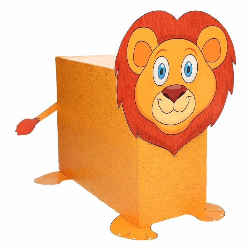 plaatje surprise leeuw