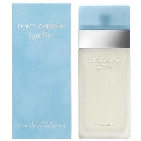 Dolce Gabbana Light Blue edt 25 ml geurtje Parfums