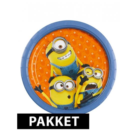 Minions kinderfeest pakket